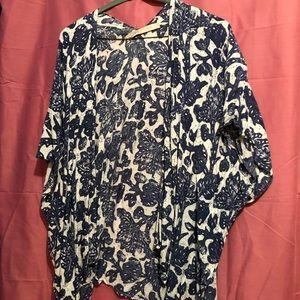 Loft shawl / sweater